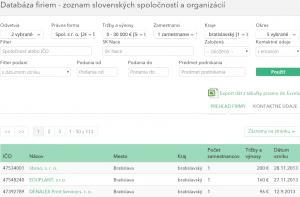 326ea434b FinStat API v informačnom systéme QI – DCIT, s.r.o.
